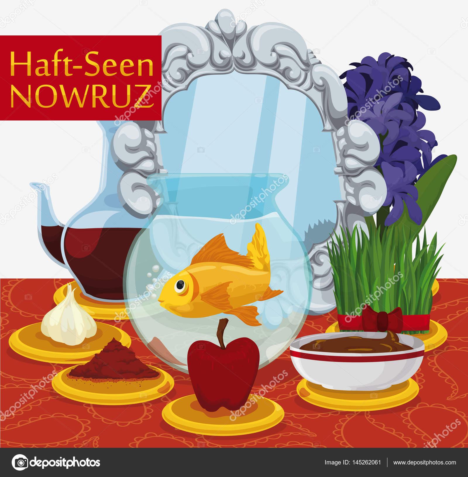 Norouz Stock Vectors Royalty Free Norouz Illustrations Depositphotos