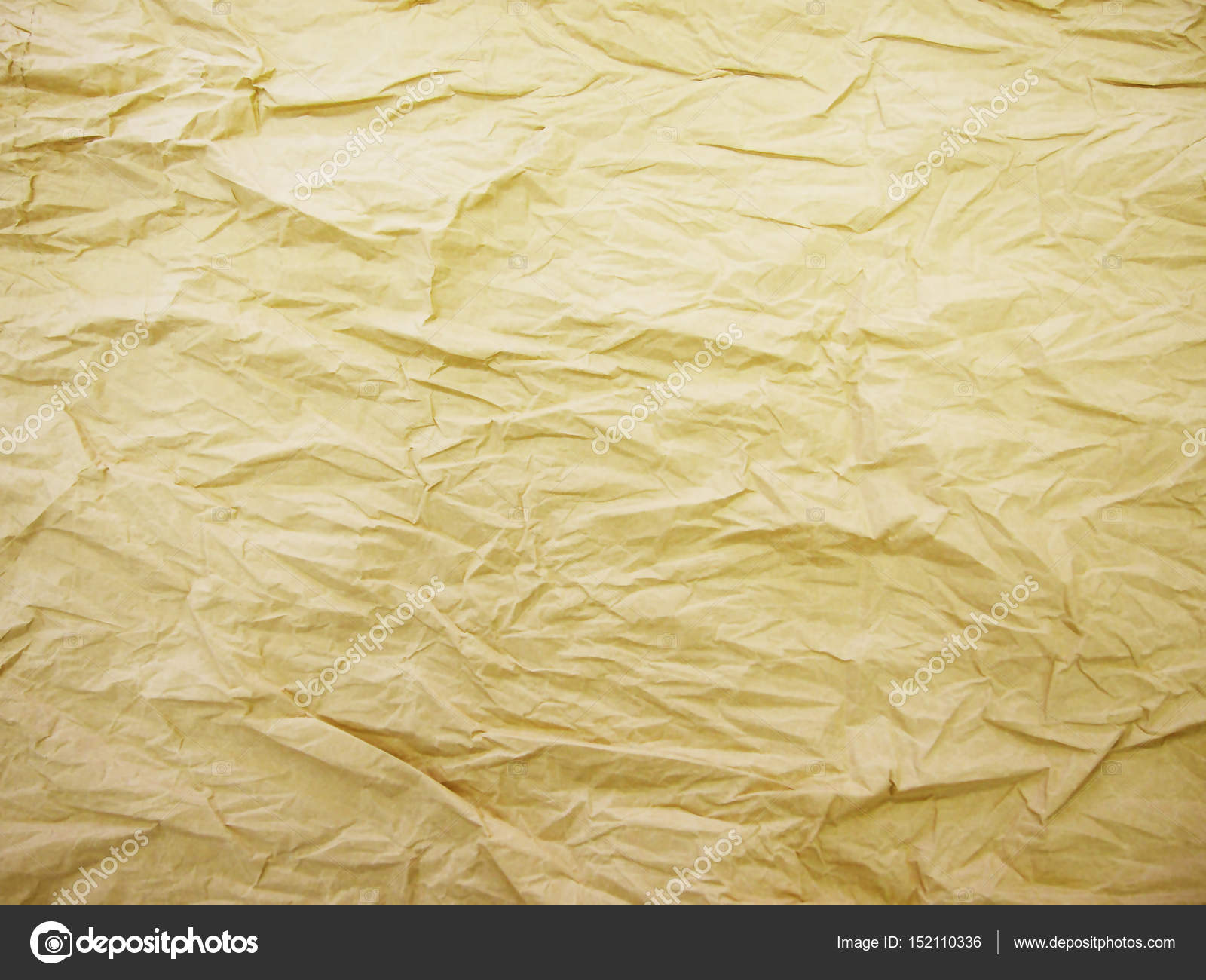 How to give photos the effect of crumpled paper