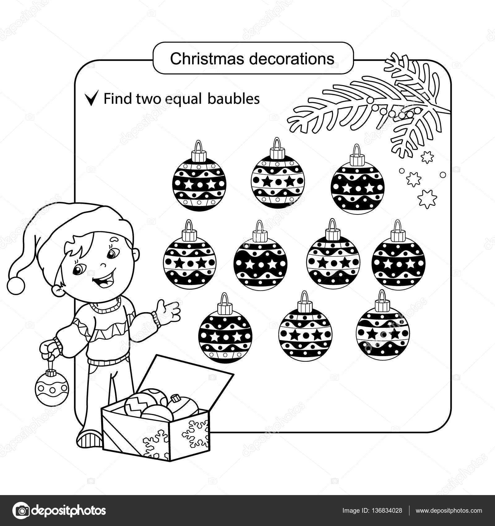 Puzzle für Kinder. Kind Gedankenspiel. Verschiedene Dinge, das Spiel ...