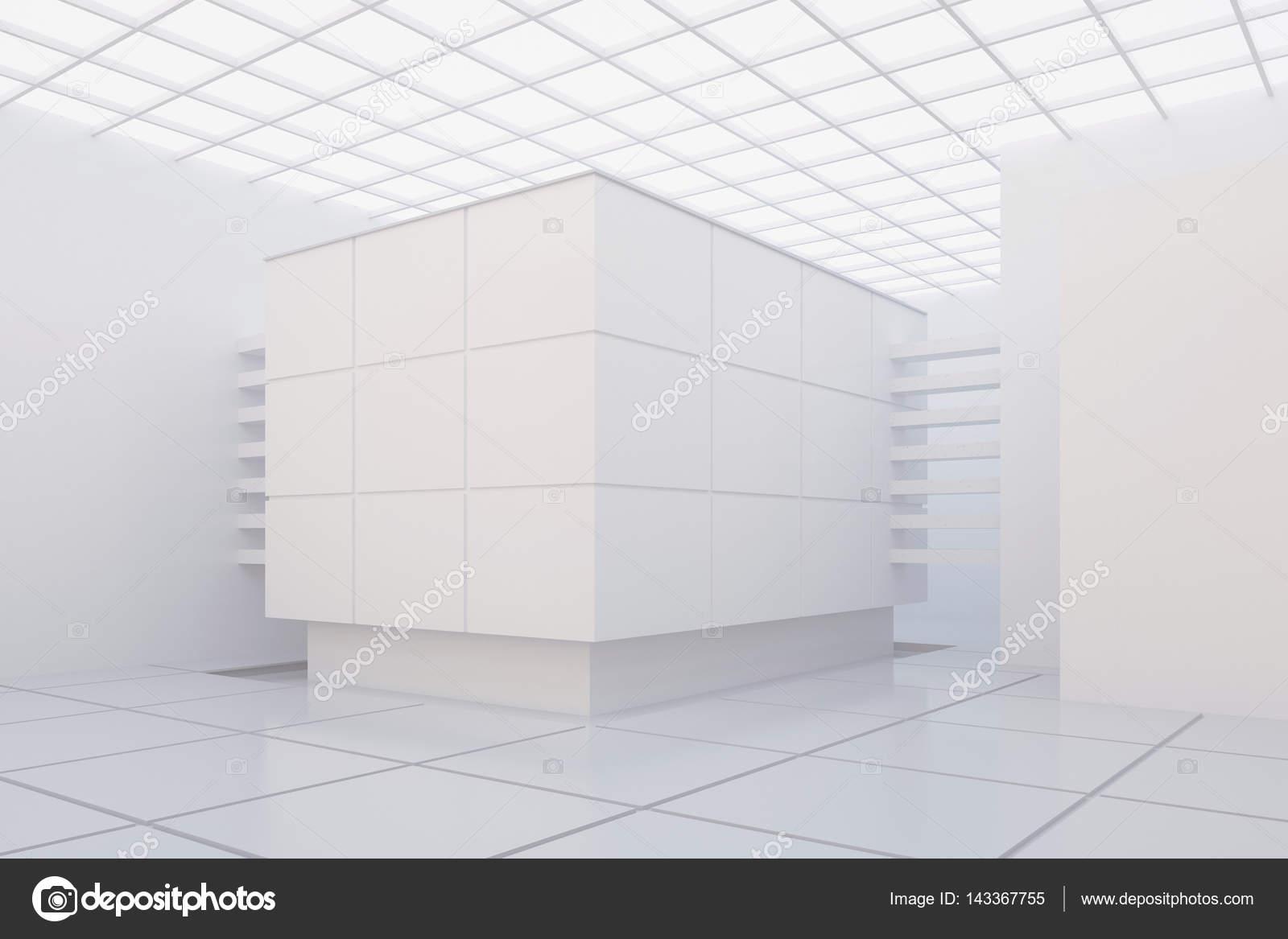 Arredamento moderno bianco u2014 foto stock © struvictory #143367755
