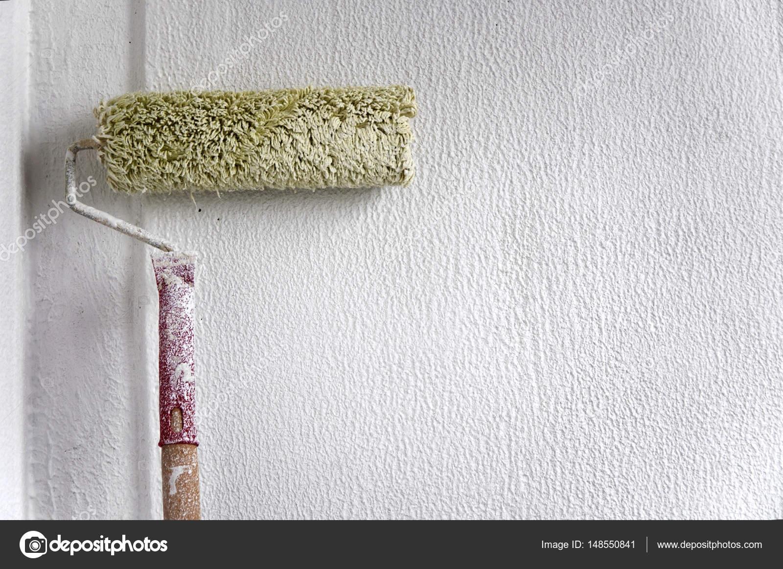 Rouleau Pour Peinture De Murs Photographie Struvictory