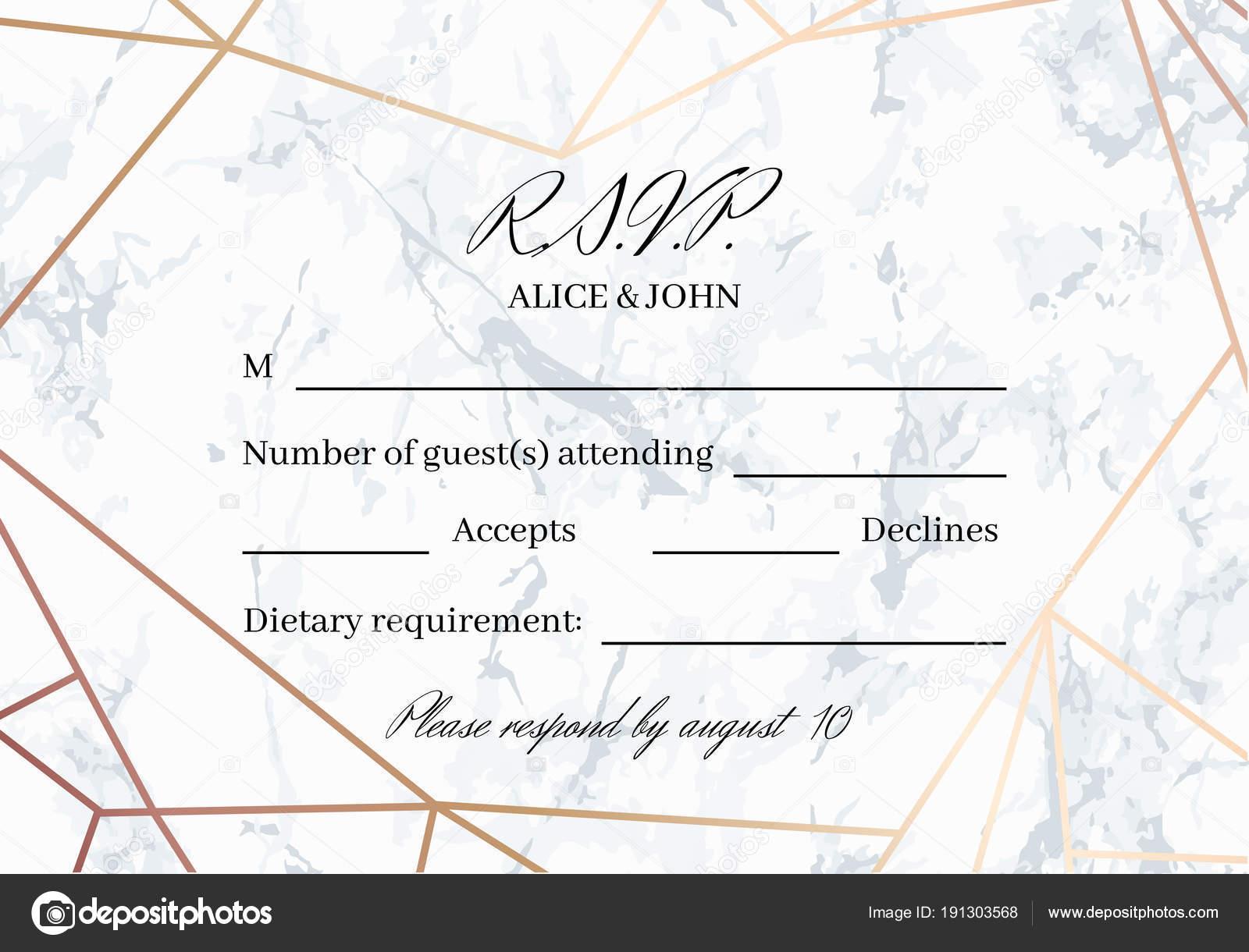 Berühmt Kostenlose Rsvp Kartenvorlage Bilder - Entry Level Resume ...