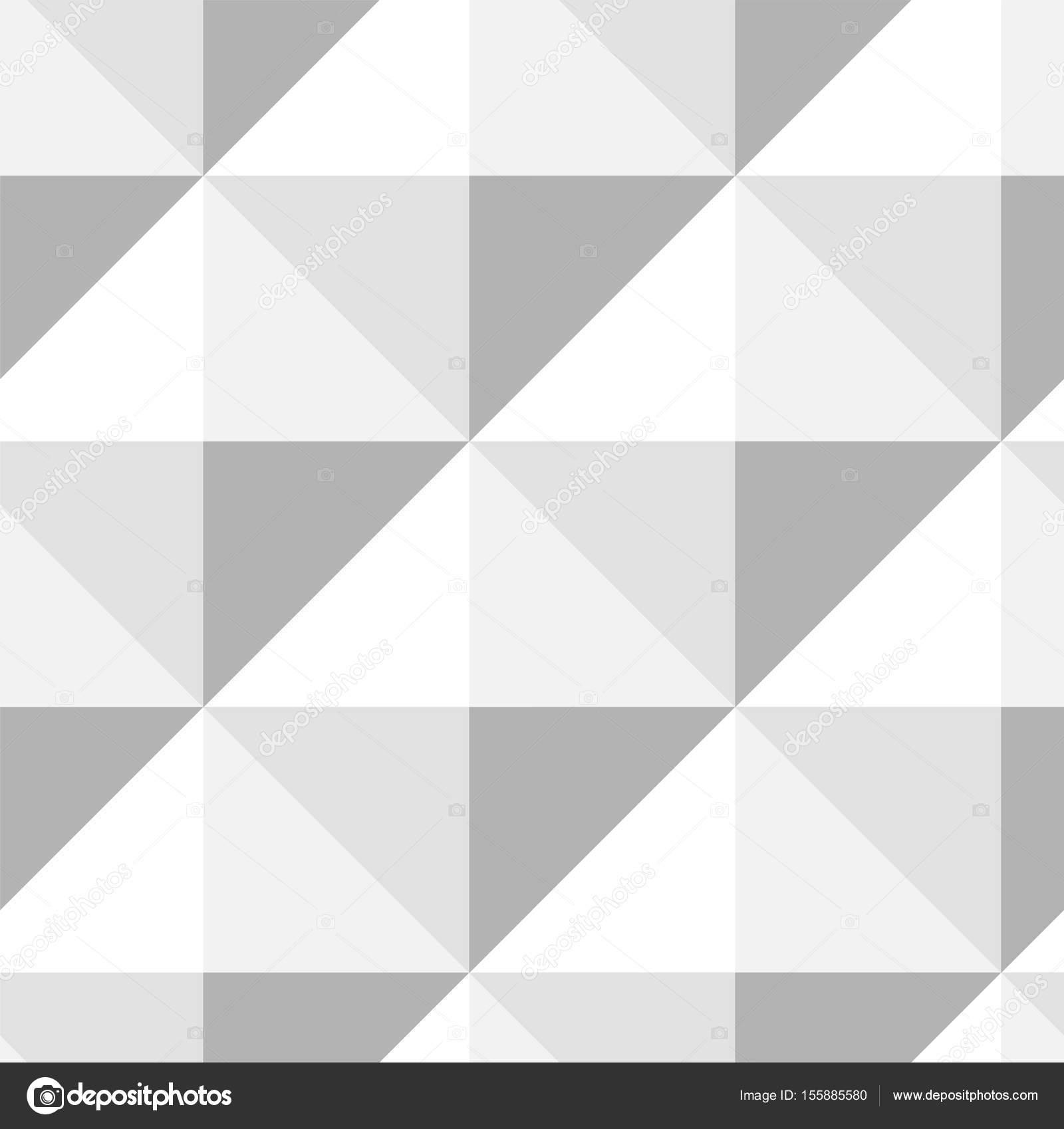 Pyramiden Sie Muster Nahtlose Design In Grau   Weiße Farbe. Closeup  Vektorgrafik Schönen Hintergrundstoff Papier Tapete, Kreatives Design  Monochrome ...