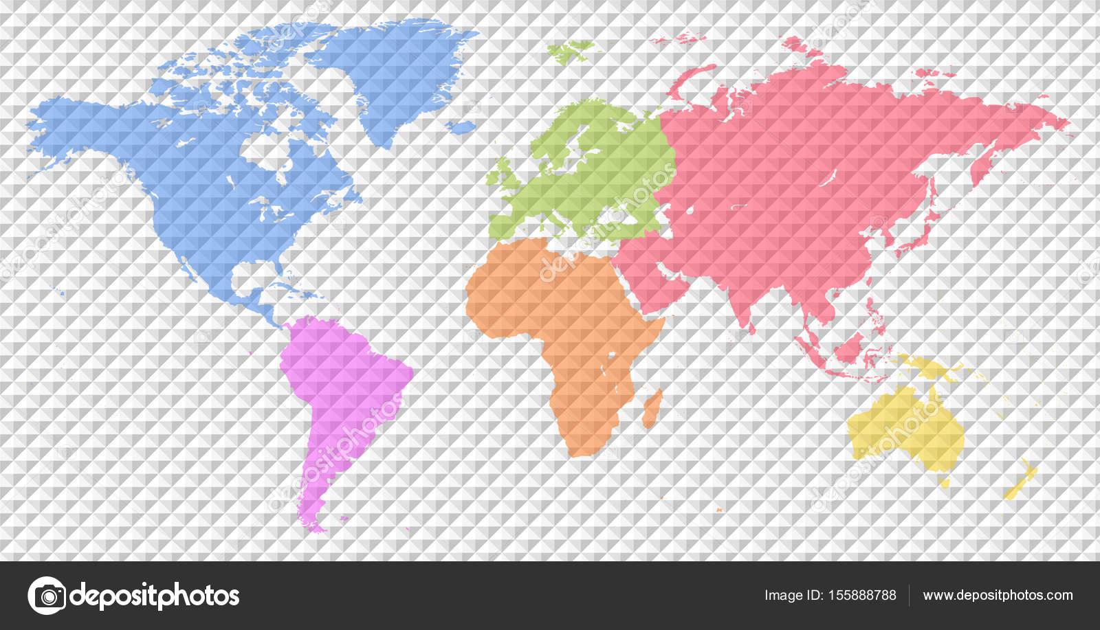 Vector intertwined with pyramid pattern texture bound pattern vector intertwined with pyramid pattern texture bound pattern similar background colorful worldmap blank template wonderful beautiful world map gumiabroncs Gallery