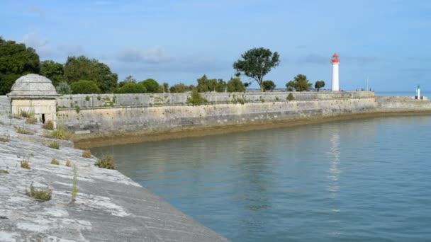 Lighthouse in St Martin village