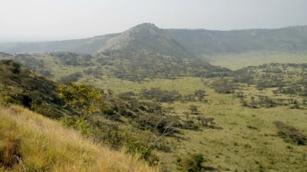 Katwe Explosion Craters trail