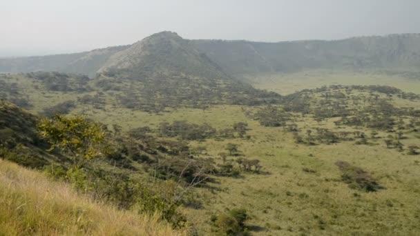 Stezka Katwe výbuch krátery