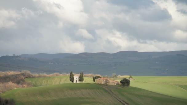 Krajina Krajina v regionu Toskánsko, Itálie