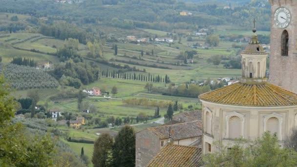 Prato del Duomo církev v Itálii