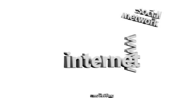 animace hodnoty související s internetového marketingu