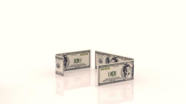 Dům je tvořen peněžní poukázky, pojem investice do stavebnictví, peníze náklady na výstavbu