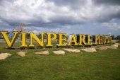 Willkommen Tor der Vinpearl Phu Quoc resort