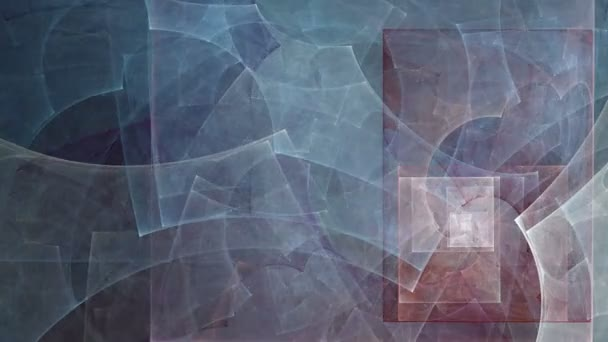 Abstract fractal background. Abstract painting in pastel colors viewed like a cave image.