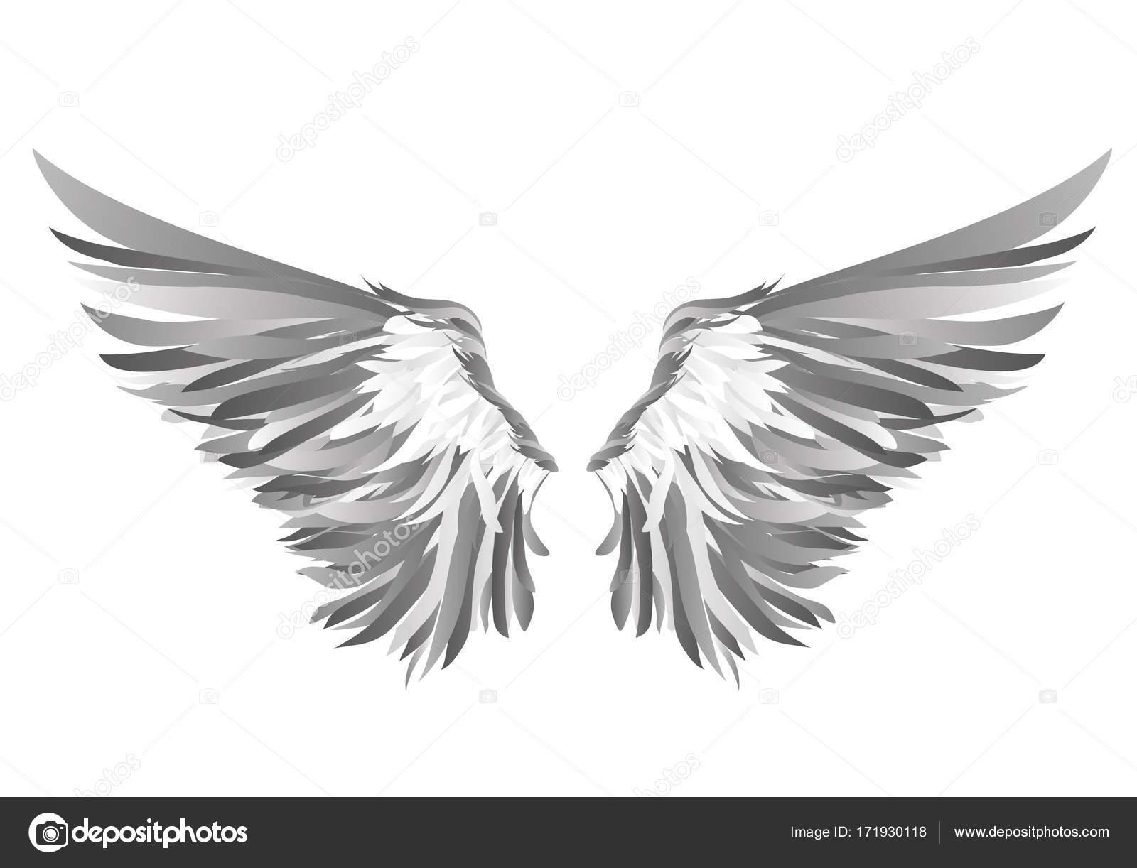 Dibujos Corazones Con Alas De Angel Y Demonio A Lapiz Las Alas