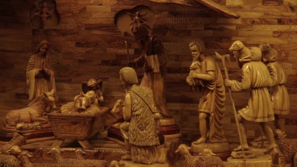 Presepi Di Legno Betlemme : A betlemme il presepe a grandezza naturale dei maestri artigiani