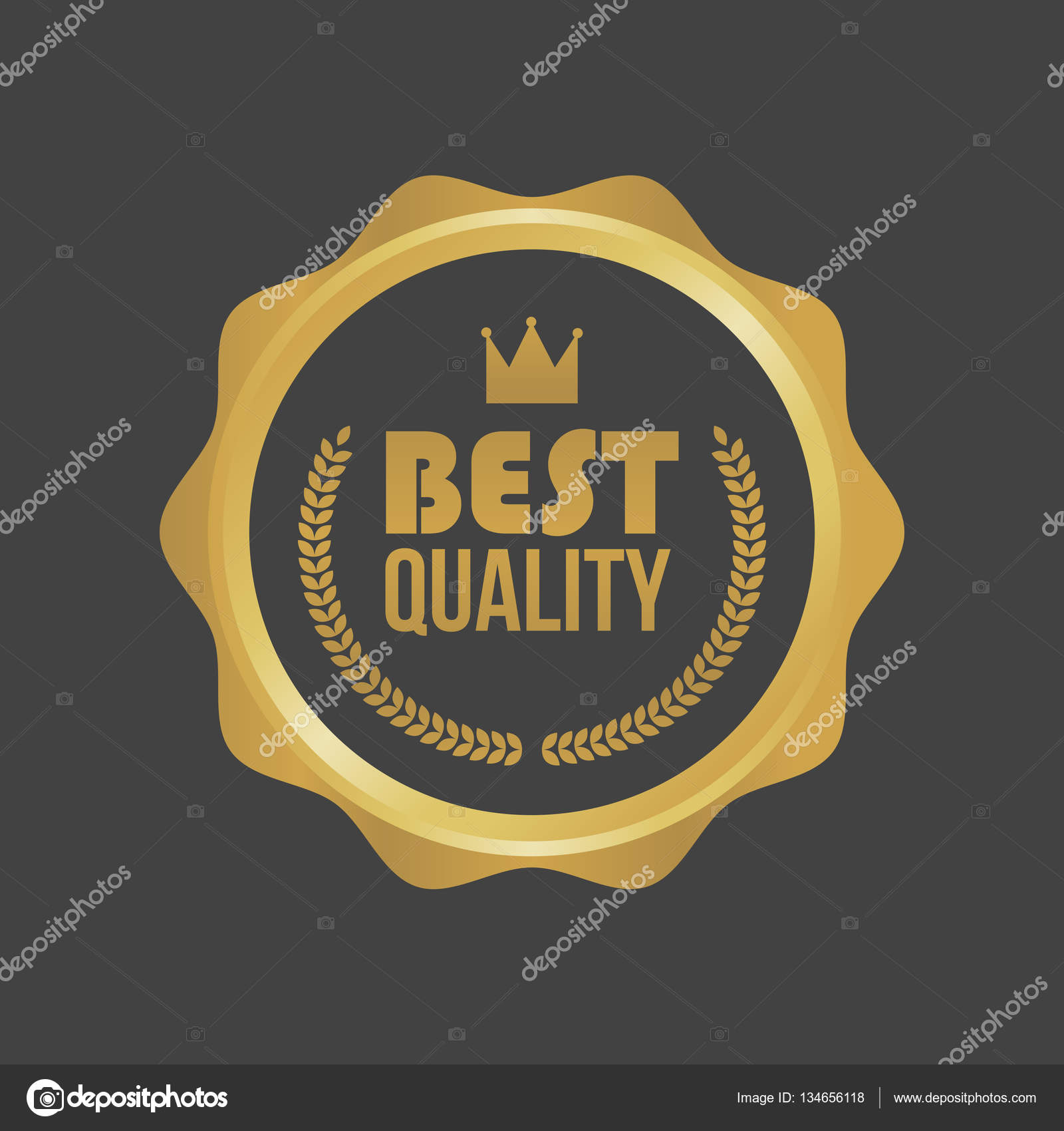 image photo premium gold stock illustration certificate quality