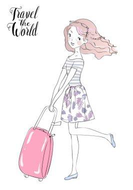 Fashion Girls travels the world