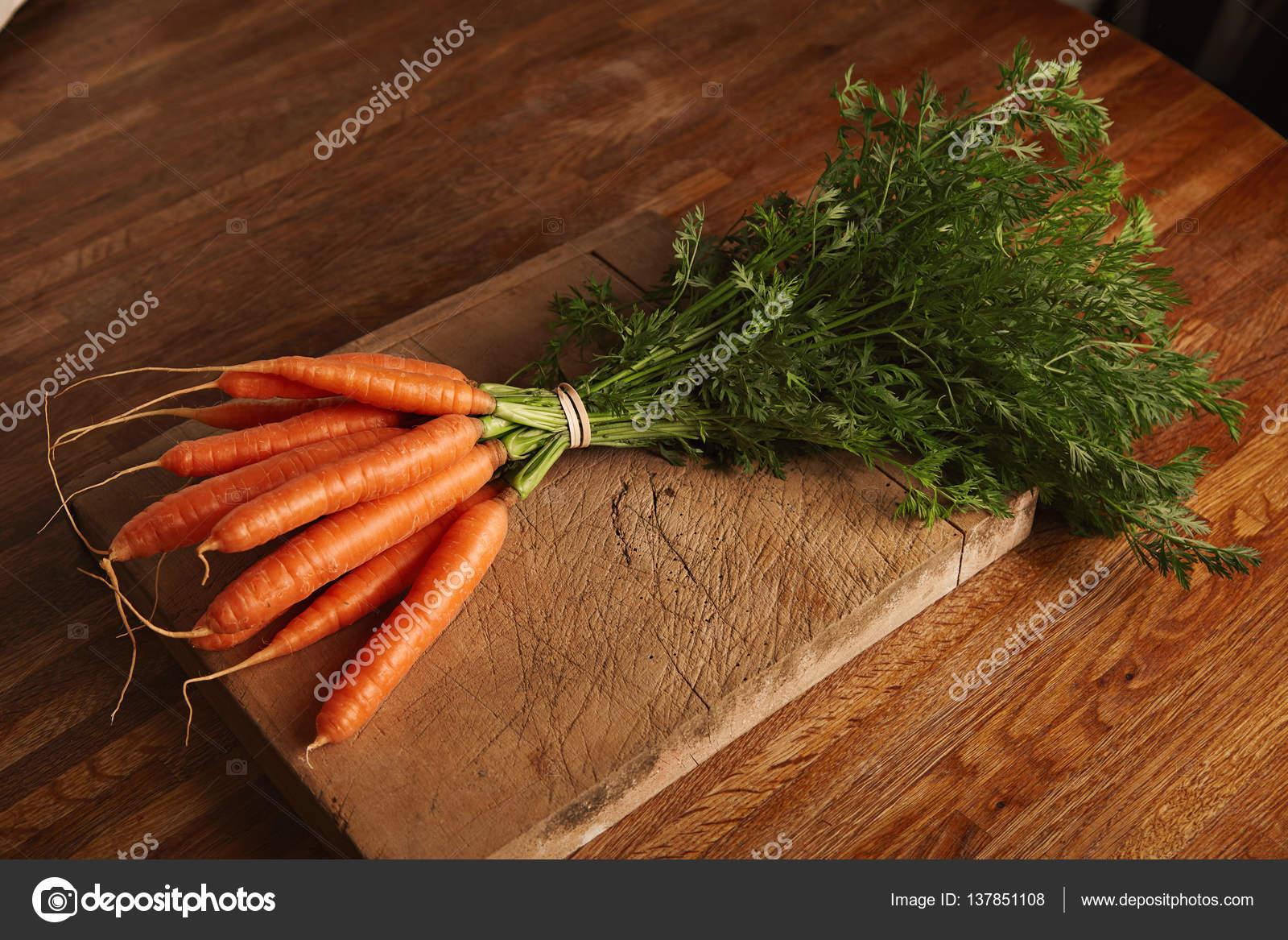 Букет из моркови, букет от плодовые