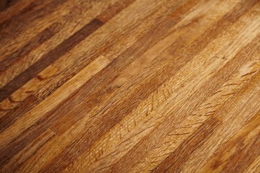 Various rich textured wooden surfaces set