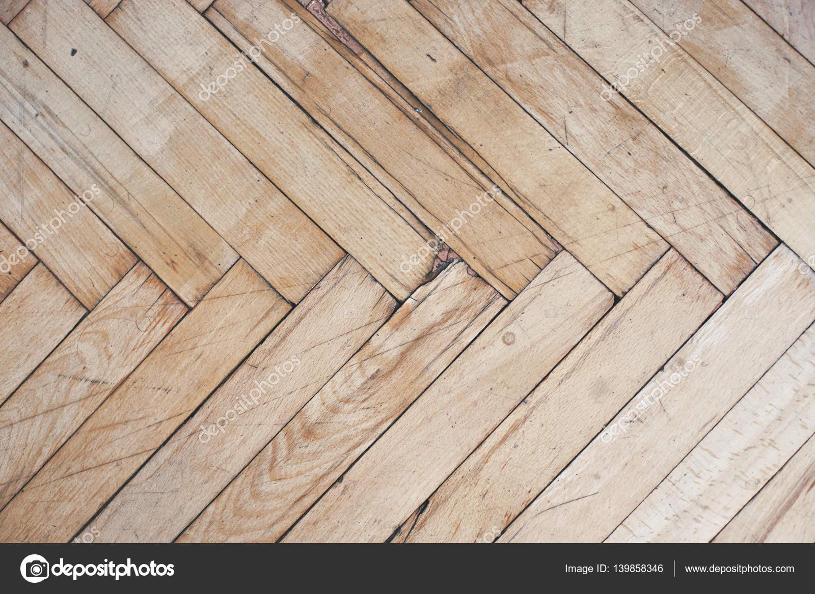 Rustieke noodlijdende houten vloer u stockfoto derepente