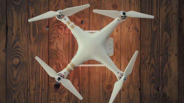 Kurz ovládacího prvku DRONY