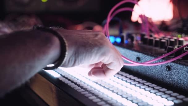 Zvukové produkce hudební studio