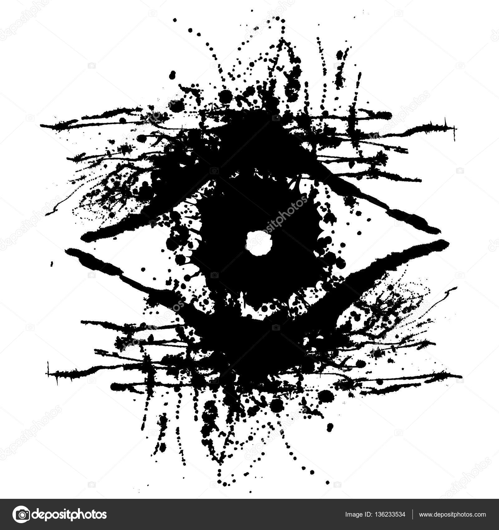 芸術的な描き下ろしイラスト ストックベクター Jeveeart 136233534