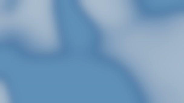 Kék ég természetes színű mozgás absztrakt háttér