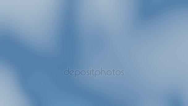Modrá obloha přirozenou barvu pohybu abstraktní pozadí