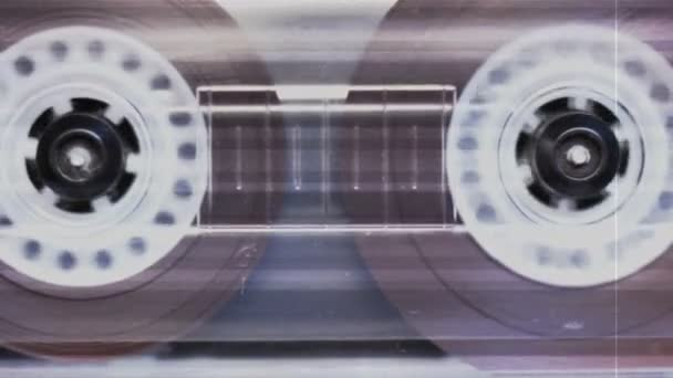 Régi magnó Retro Cassetes Audio játékos