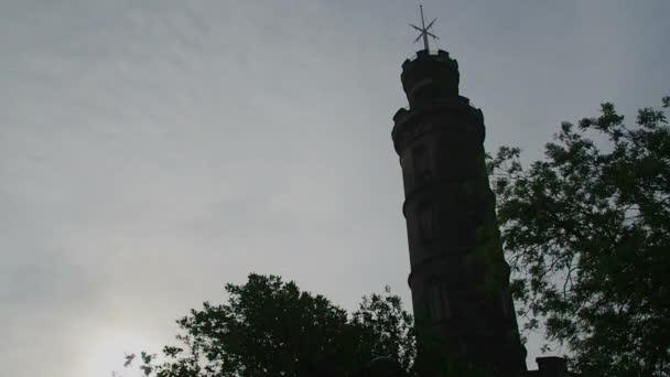 Monumento Nelson su Calton Hill