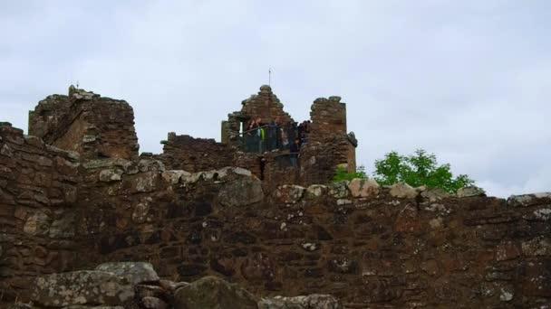 vista del Castello di urquhart