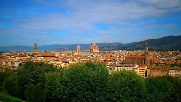 Panoráma města Florencie