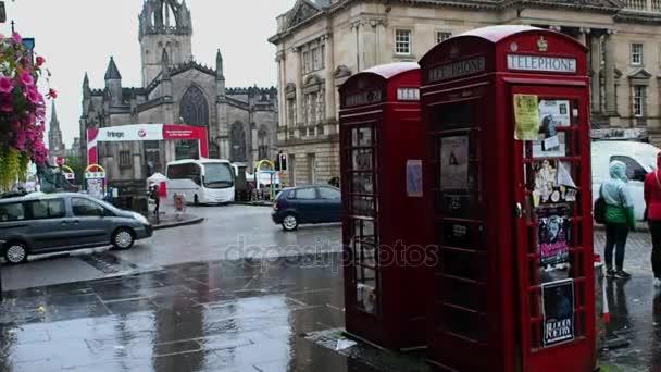 telefonní budky, Skotsko