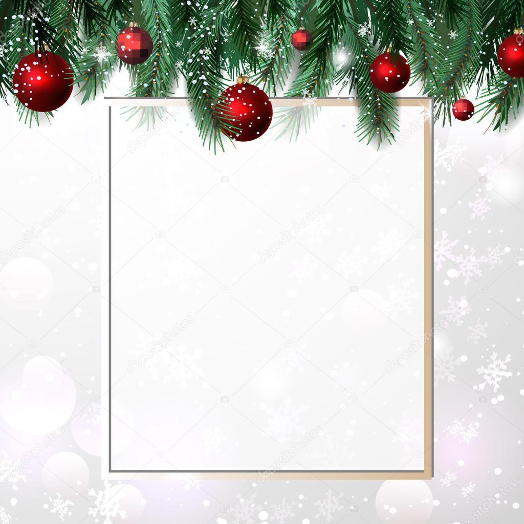 Marcos Para Fotos De Arbol De Navidad.Imagenes Bordes De Pagina De Navidad El Marco De La