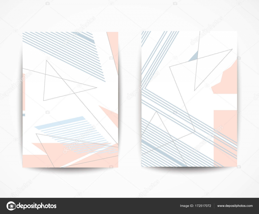 abstrakten geometrischen Hintergrund. Linie und strenge zahlen ...