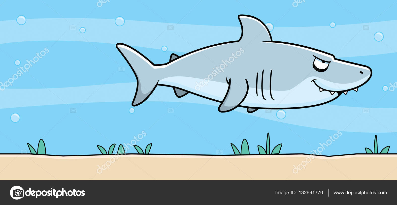 Fotos De Tiburones De Dibujos Imagui