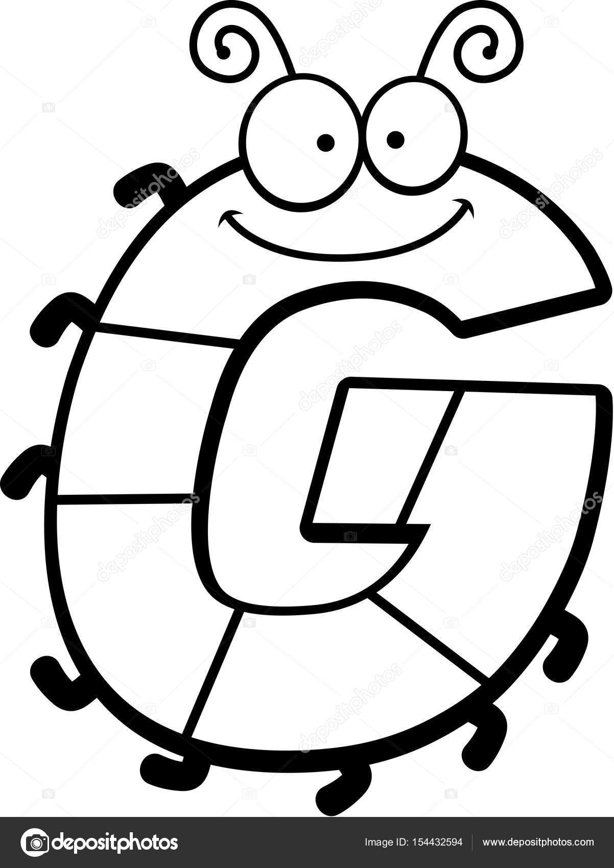 Imágenes: con la letra g | Dibujos animados letra G error — Vector ...