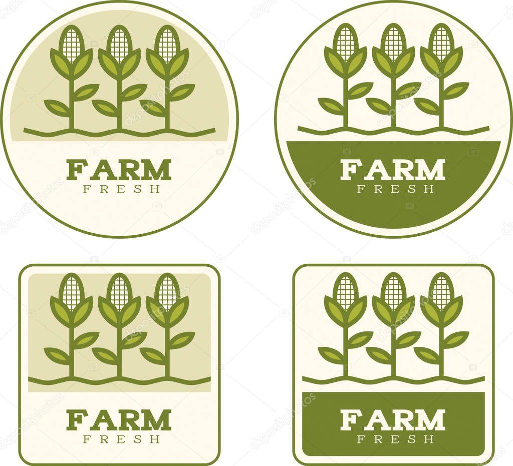 Farm Icon Designs