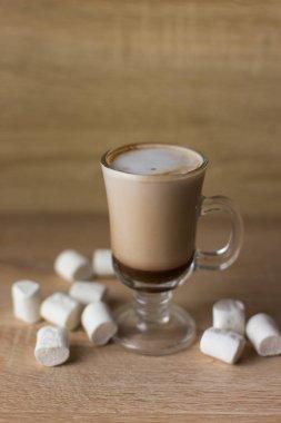 cocoa latte marshmallow