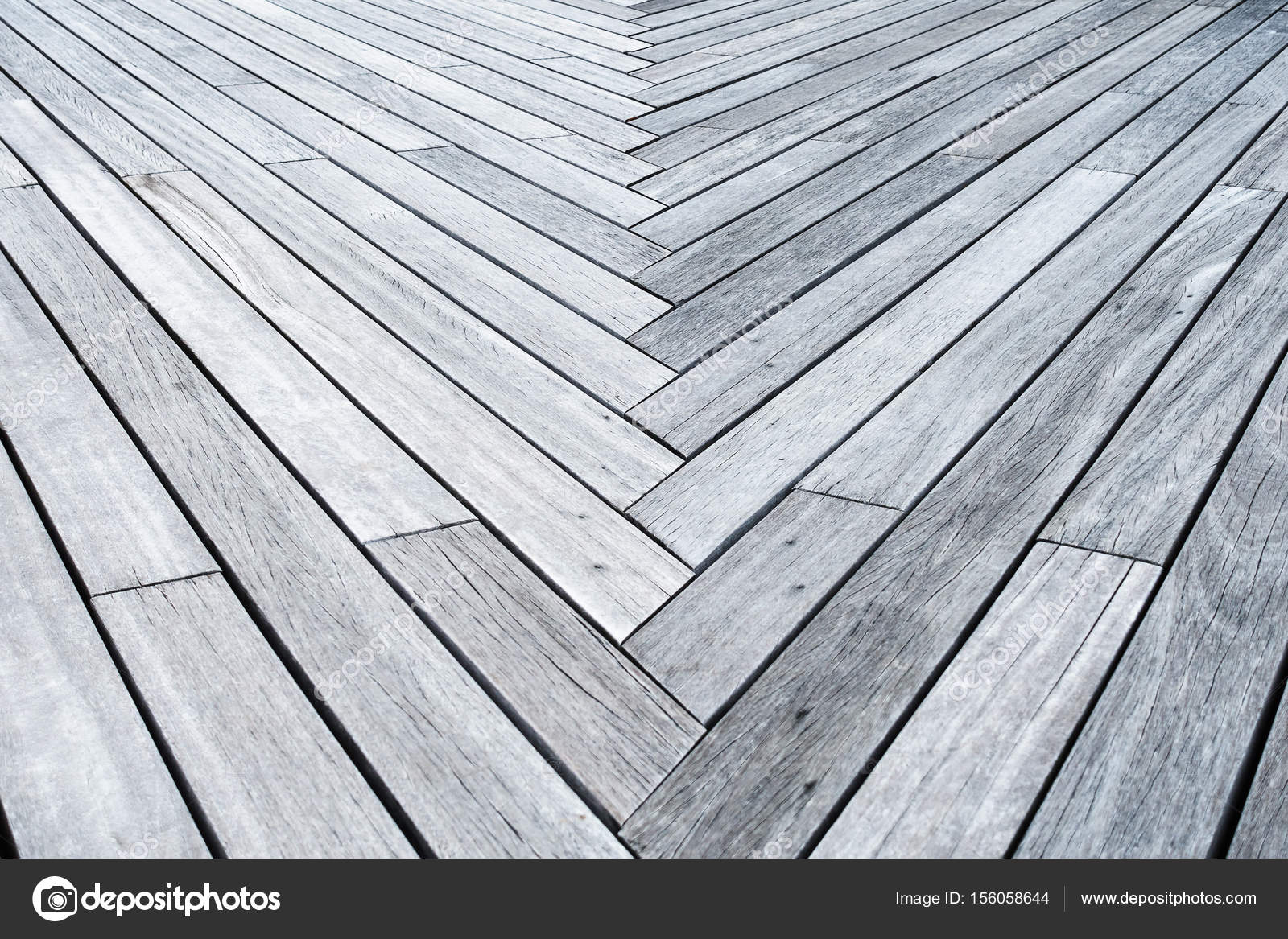 Terraza Suelo De Madera Y Fondo De Textura Foto De Stock