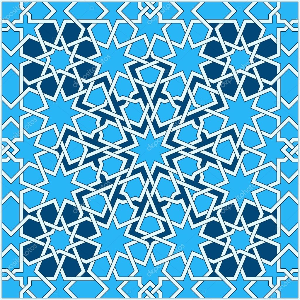 motifs g om triques islamiques ornement turque art arabe oriental traditionnel mosa que. Black Bedroom Furniture Sets. Home Design Ideas