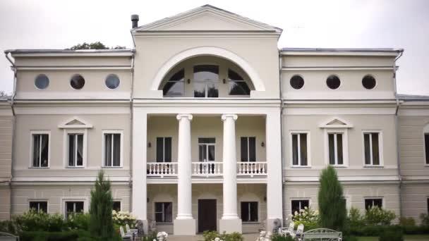 Detail z klasické ruské manor house 18-2