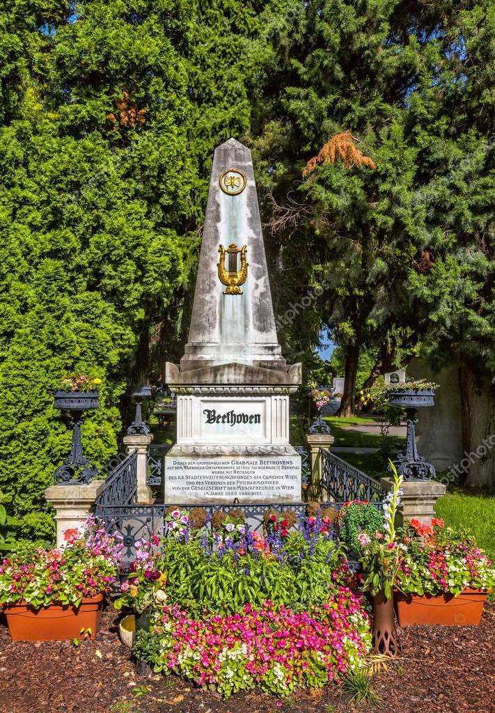 Resultado de imagen para tumba Ludwig van Beethoven