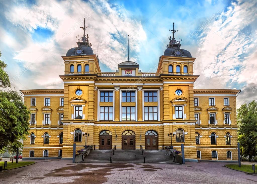 Oulu Kaupungintalo