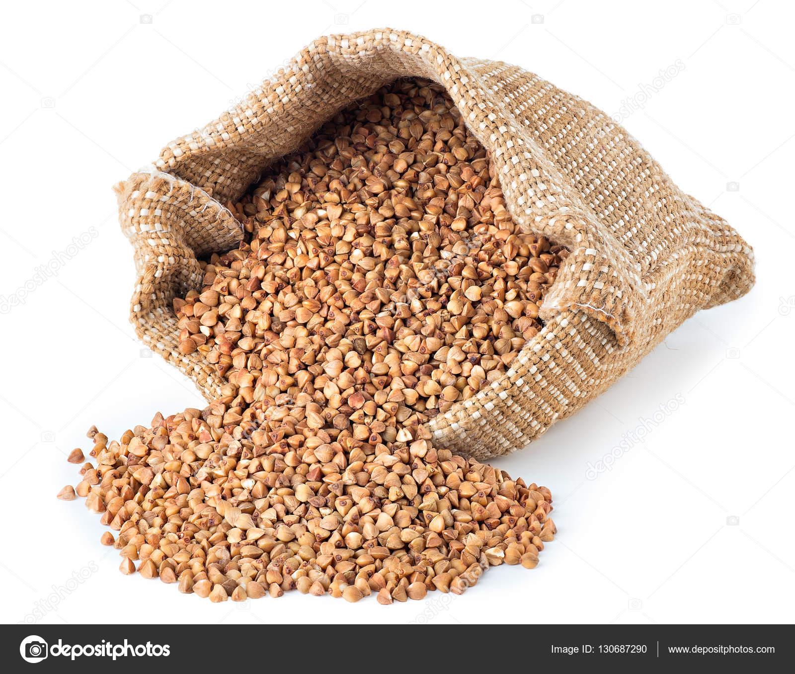 UFO 08-09.12.2018r. Weekend Depositphotos_130687290-stock-photo-buckwheat-in-bag-isolated-on