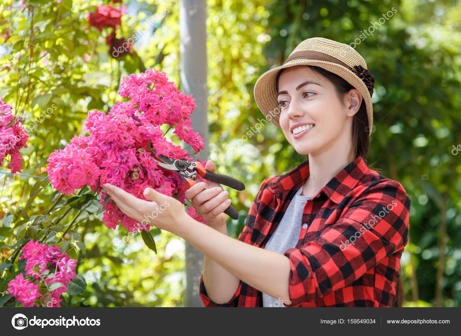 poda guas de jardinera