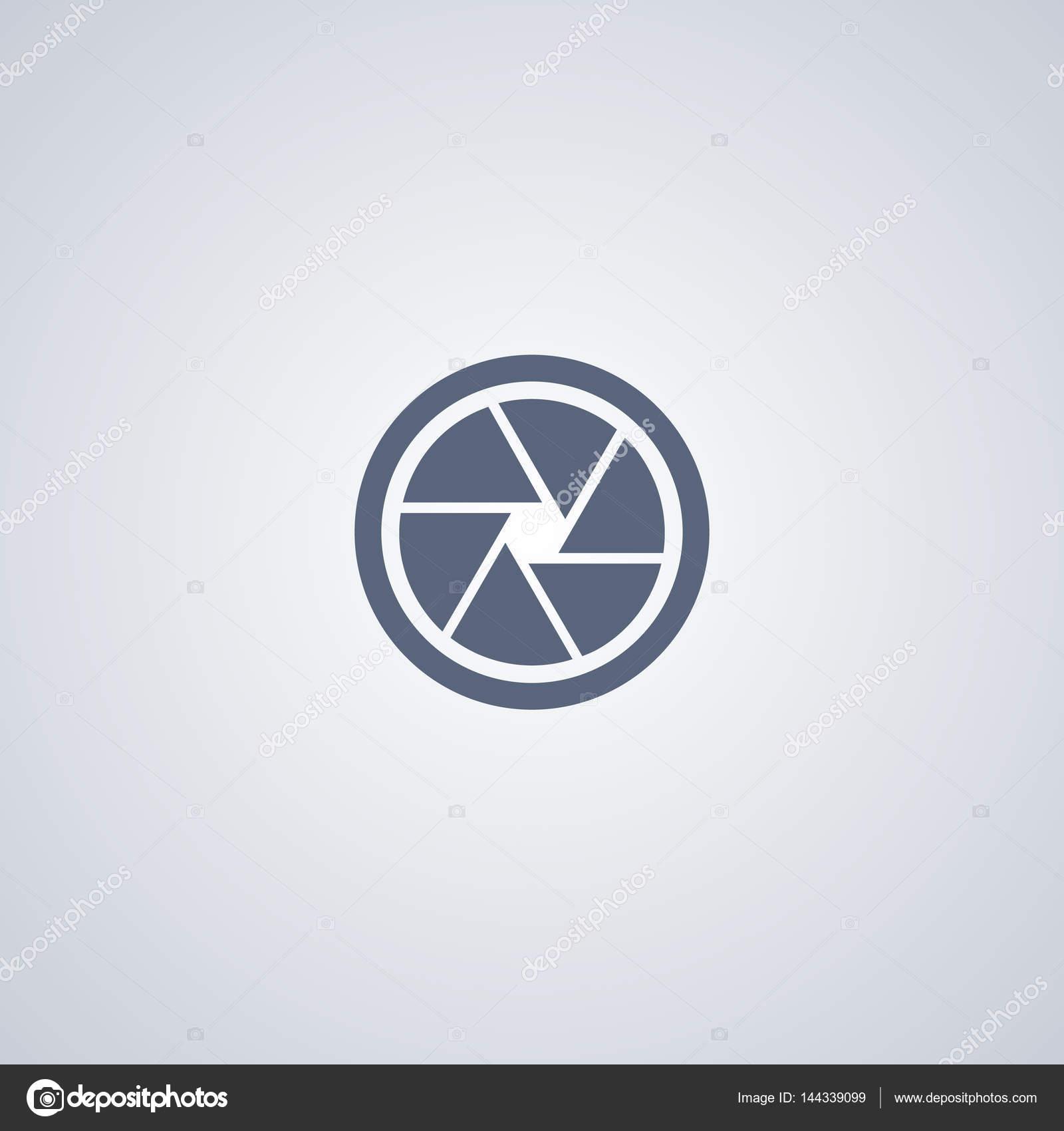Fokus-Icon, Membran-icon — Stockvektor © wasiliyg #144339099