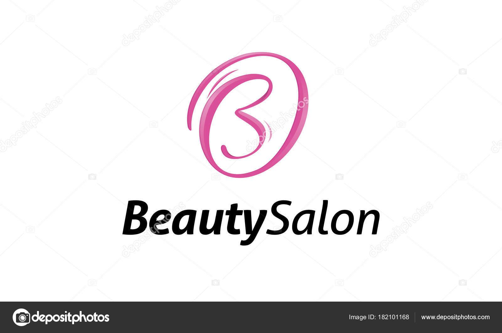 Beauty Salon Logo Vorlage — Stockvektor © ft-studio #182101168