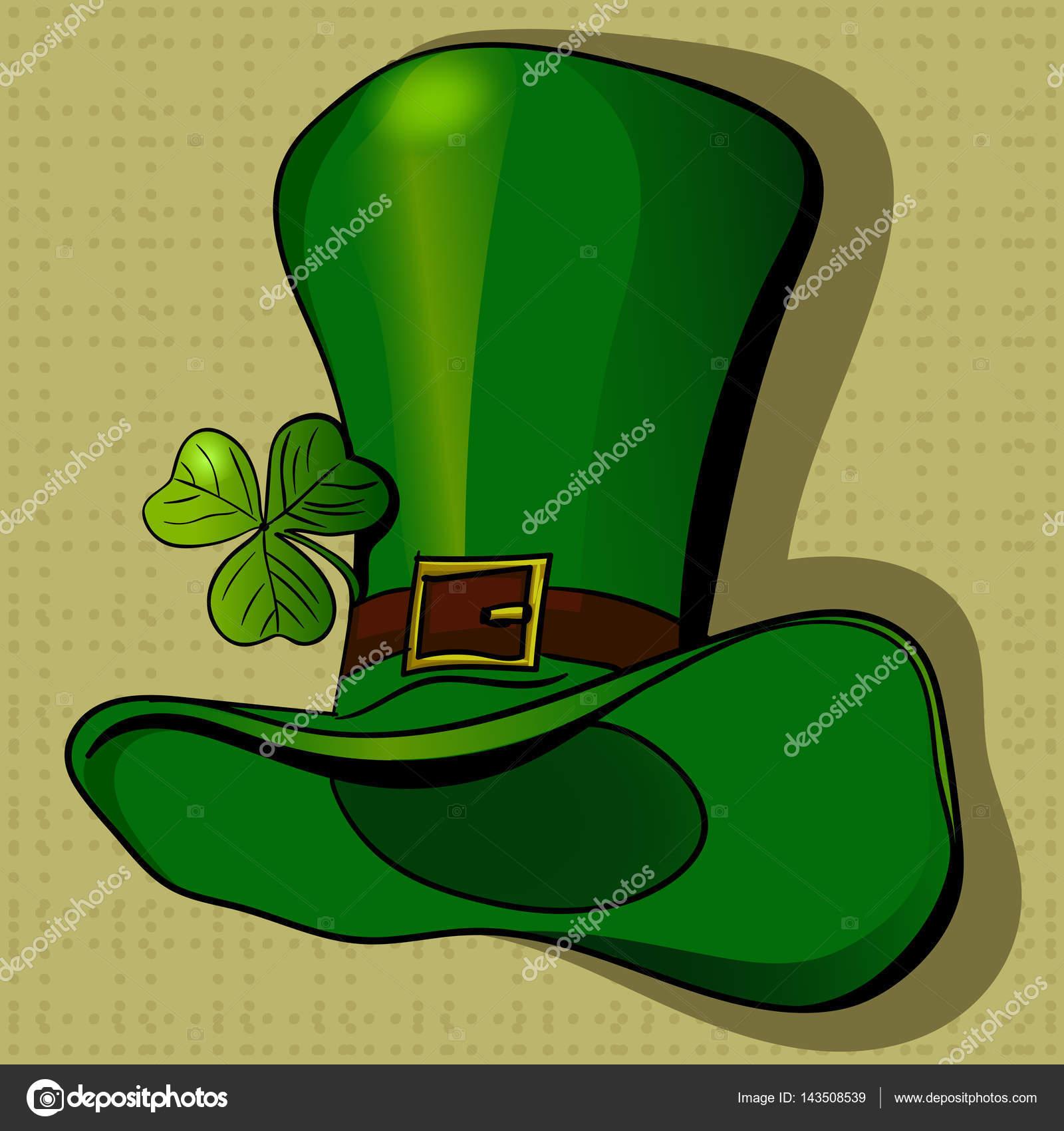 Print The Leprechaun Hat Symbol Of St Patrick S Day Ireland